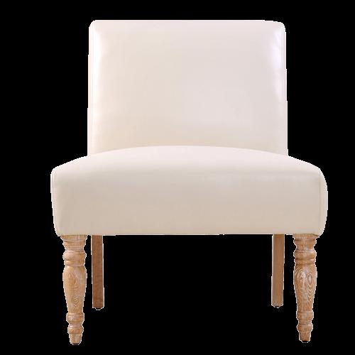 HOME Bradstreet Marzipan Cream Renu Chair